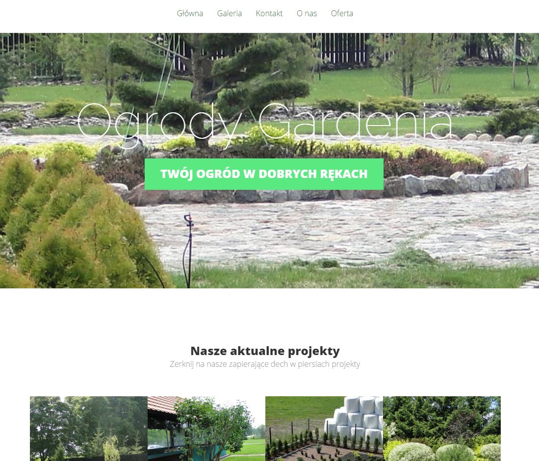 Ogrody Gardenia