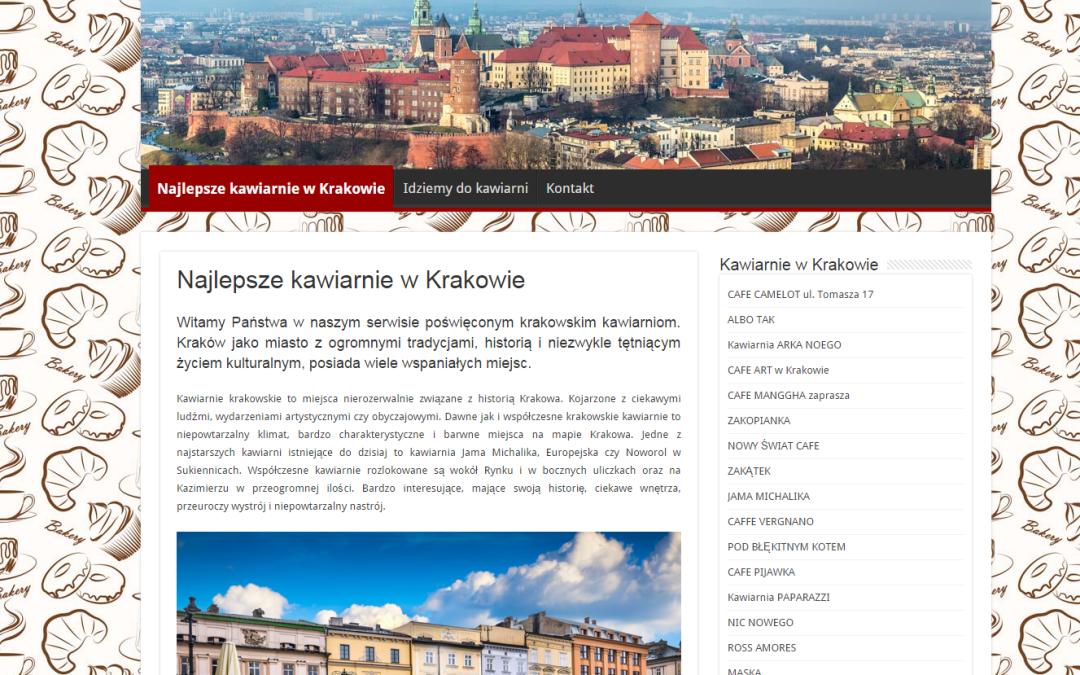 KawiarnieKrakow.pl